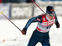 05.01.2011, Nordic Arena, Toblach, ITA, FIS Cross Country, Tour de Ski, Qualifikation Sprint Women and Men, im Bild Riitta-Liisa Roponen (FIN, #11). EXPA Pictures © 2011, PhotoCredit: EXPA/ J. Groder