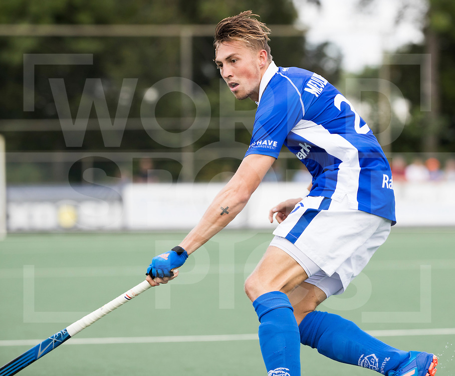 UTRECHT - HOCKEY -  Philip Meulenbroek (Kampong)    tijdens de hoofdklasse hockeywedstrijd heren Kampong-Amsterdam (1-2) . COPYRIGHT KOEN SUYK