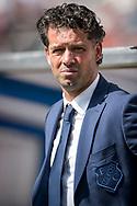 20-08-2017: Voetbal: FC Utrecht v Willem ll: Utrecht<br /> <br /> (L-R) FC Utrecht assistent-trainer Jean Paul de Jong tijdens het Eredivisie duel tussen FC Utrecht en Willem II op 20 augustus 2017 in stadion Galgenwaard te Utrecht<br /> <br /> Eredivisie - Seizoen 2017 / 2018 (speelronde 2)<br /> <br /> Foto: Gertjan Kooij