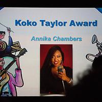 Annika Chambers