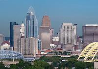 Cincinnati Skyline from Northern Kentucky