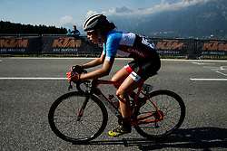 MAINE Katherine  of Canada during the Women's Elite Road Race a 156.2km race from Kufstein to Innsbruck 582m at the 91st UCI Road World Championships 2018 / RR / RWC / on September 29, 2018 in Innsbruck, Austria. Photo by Vid Ponikvar / Sportida