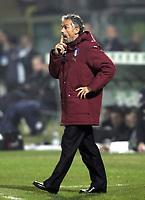Modena 21/10/2007 Euro2008 Qualifying round - group B. qualificazioni Euro2008<br /> <br /> Italia Far Oer Italy Far Oer 3-1<br /> <br /> Italy's trainer Roberto Donadoni<br /> <br /> L'allenatore dell'italia Roberto Donadoni<br /> <br /> Foto Andrea Staccioli Insidefoto