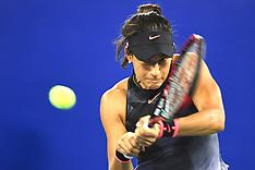 2017 WTA Wuhan Open in Wuhan, Day 6 - 27 September 2017