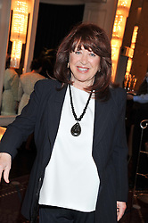 LYNDA LA PLANTE at a tea party to held at The Langham Hotel, Portland Place, London with tea inspired by Theo Fennell held on 25th April 2013.