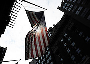 © licensed to London News Pictures. New York, USA 29/05/11.  Stars and Stripes. Photo credit should read Stephen Simpson/LNP