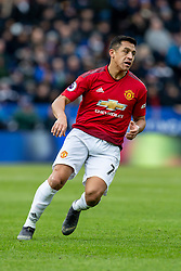 February 3, 2019 - Leicester, England, United Kingdom - Alexis Sanchez of Manchester United during the Premier League match between Leicester City and Manchester United at the King Power Stadium, Leicester on Sunday 3rd February 2019. (Credit Image: © Mi News/NurPhoto via ZUMA Press)