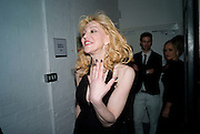 COURTNEY LOVE. The Elle Style Awards 2009, The Big Sky Studios, Caledonian Road. London. February 9 2009.  *** Local Caption *** -DO NOT ARCHIVE -Copyright Photograph by Dafydd Jones. 248 Clapham Rd. London SW9 0PZ. Tel 0207 820 0771. www.dafjones.com<br /> COURTNEY LOVE. The Elle Style Awards 2009, The Big Sky Studios, Caledonian Road. London. February 9 2009.