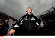 Grand Prix d'Australie de formule 1..Melbourne 28 mars 2010.. course. ..Photo: Stéphane Mantey/ L'Equipe *** Local Caption *** brawn (ross)