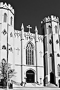 St. George's Church off Adam street in downtown Memphis, Tennessee.