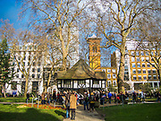 The 2014 24Photography show opens in Soho Square, London, UK 01 March 2014. Guy Bell Photography, 07771 786236