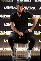 "FC Barcelona's Rafinha Alcantara during the presentation of the video game ""Call of Duty. Infinite Warfare"" in Madrid, Spain. December 15, 2016. (ALTERPHOTOS/BorjaB.Hojas)"
