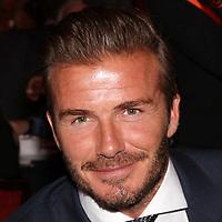 FE Dinner 2015 David Beckham OBE