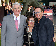 "JEAN-CLAUDE VAN DAMME AND PARENTS.""Muscles from Brussels"" honored with his life-size bronze statue in Anderlecht, Brussels..The 1.74 metre bronze statue weighs one and a half tonnes.. Jean-Claude Van Varenberg thanked his parents who attended the ceremony, for their support when he left Brussels for Los Angeles_Brussels, Belgium_21/10/2012.Photo Credit: ©Alain Rolland/NEWSPIX INTERNATIONAL..**ALL FEES PAYABLE TO: ""NEWSPIX INTERNATIONAL""**..PHOTO CREDIT MANDATORY!!: NEWSPIX INTERNATIONAL..IMMEDIATE CONFIRMATION OF USAGE REQUIRED:.Newspix International, 31 Chinnery Hill, Bishop's Stortford, ENGLAND CM23 3PS.Tel:+441279 324672  ; Fax: +441279656877.Mobile:  0777568 1153.e-mail: info@newspixinternational.co.uk"