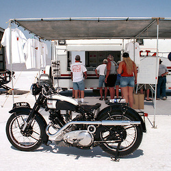 Panther M100R at Bonneville Speed Week 2003