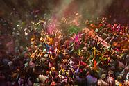 India-Uttar Pradesh-Vrindavan-Holi & Misc.