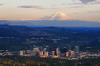 Bellevue & Mount Rainier