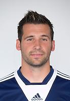 05.07.2013; Luzern; Fussball Super League - Portrait FC Luzern; Michel Renggli  (Christian Pfander/freshfocus)