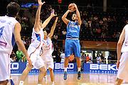 SIAULIAI 31 AGOSTO 2011<br /> BASKET CAMPIONATI EUROPEI<br /> ITALIA SERBIA<br /> NELLA FOTO BELINELLI<br /> FOTO CIAMILLO