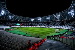 A general view of The London Stadium, home to West Ham United- Mandatory by-line: Robbie Stephenson/JMP - 31/10/2018 - FOOTBALL - London Stadium - London, England - West Ham United v Tottenham Hotspur - Carabao Cup