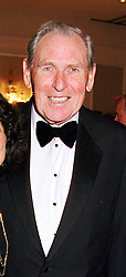 MR KENNETH WOLSTENHOLME the voice of the 1966 football World Cup, at a dinner in London on 14th October 1999.MXU 22 MO
