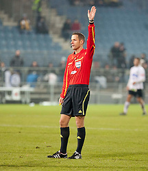10.12.2011, UPC Arena, Graz, AUT, 1. FBL, SK Puntigamer Sturm Graz vs FK Austria Wien, im Bild schiedsrichter, EXPA Pictures © 2011, PhotoCredit: EXPA/ Erwin Scheriau