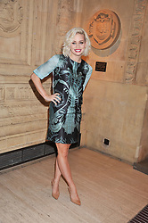 KIMBERLY WYATT at Cirque du Soleil's VIP night of Kooza held at the Royal Albert Hall, London on 8th January 2013.
