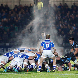 Glasgow Warriors v Newport Gwent Dragons | Pro12 | 16 October 2015