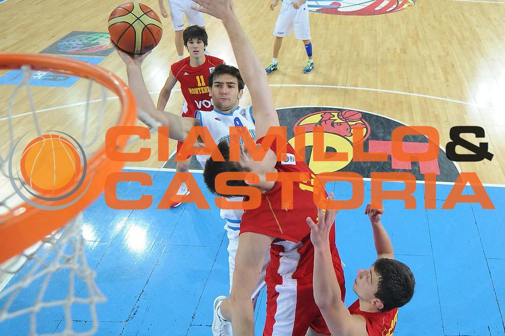 DESCRIZIONE : Bilbao Spain U20 European Championship Men Quarterfinals Italy Montenegro Italia Montenegro <br /> GIOCATORE : Riccardo Moraschini<br /> SQUADRA : Nazionale Italiana Uomini U20<br /> EVENTO : Bilbao Spain U20 European Championship Men Quarterfinals Italy Montenegro Europeo Maschile Under 20 Quarti di Finale Italia Montenegro<br /> GARA : Italy Montenegro Italia Montenegro<br /> DATA : 22/07/2011<br /> CATEGORIA : special tiro<br /> SPORT : Pallacanestro <br /> AUTORE : Agenzia Ciamillo-Castoria/M.Marchi<br /> Galleria : Europeo Under 20 Maschile 2011<br /> Fotonotizia : Bilbao Spain U20 European Championship Men Quarterfinals Italy Montenegro Italia Montenegro<br /> Predefinita :