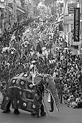 The Kandy Perahera has to be the largest single festival on the island. This picture taken on the last day when the procession with elephants takes to the streets in the day.