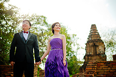 Chiang Mai Pre-Wedding Photography: Karen & Billy