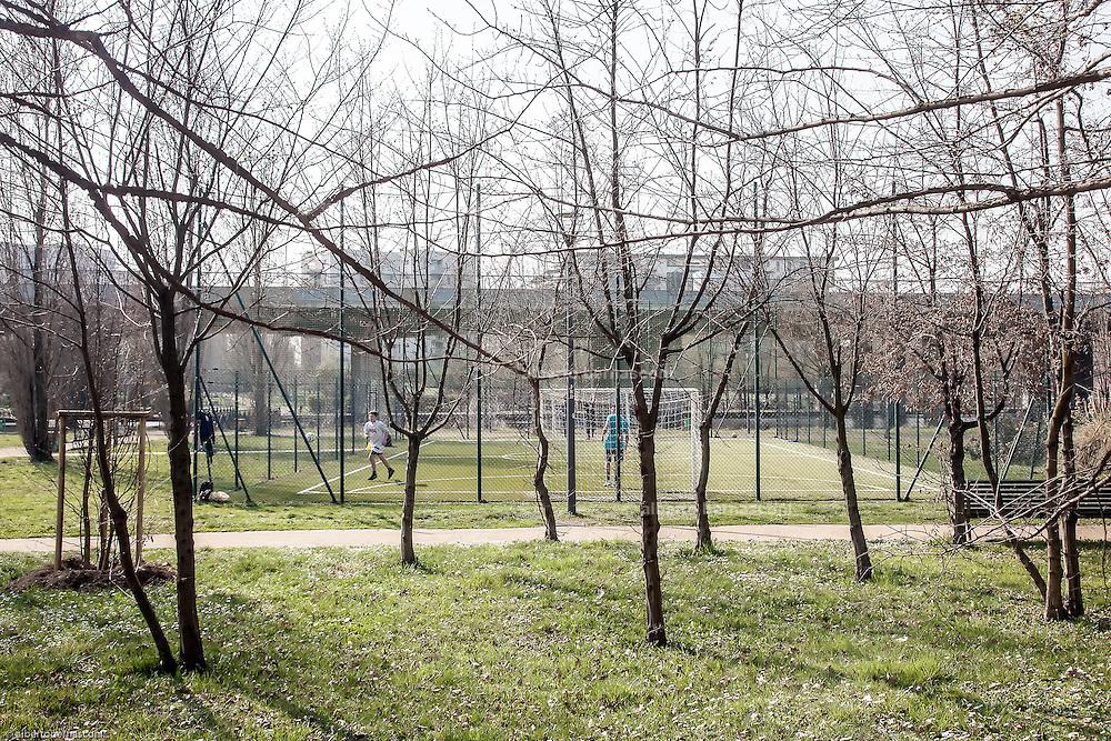 Milan, Parco delle acque, Lambrate