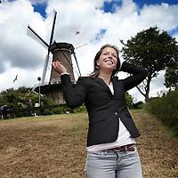 Nederland, Alkmaar 22 juni 2015.<br /> Ivonne Leenhouwers is sinds 1999 advocaat. In 2004 heeft zij de overstap gemaakt van een kantoor in Utrecht naar Veraart De Granada strafrechtadvocaten in Alkmaar om zich volledig te kunnen toeleggen op het strafrecht. In 2010 heeft zij de specialistenopleiding afgerond en sindsdien is zij lid van de Nederlandse Vereniging van Strafrechtadvocaten (NVSA)<br /> Foto: Jean-Pierre Jans