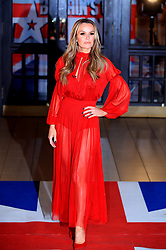Amanda Holden attending the Britain's Got Talent Photocall at the Opera House, Church Street, Blackpool.