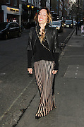 30.APRIL.2013. LONDON<br /> <br /> ALICE TEMPERLEY LEAVING THE CONDE NAST COLLEGE OF FASHION & DESIGN OPENING PARTY.<br /> <br /> BYLINE: EDBIMAGEARCHIVE.CO.UK<br /> <br /> *THIS IMAGE IS STRICTLY FOR UK NEWSPAPERS AND MAGAZINES ONLY*<br /> *FOR WORLD WIDE SALES AND WEB USE PLEASE CONTACT EDBIMAGEARCHIVE - 0208 954 5968*