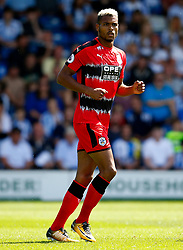 Steve Mounie of Huddersfield Town - Mandatory by-line: Matt McNulty/JMP - 16/07/2017 - FOOTBALL - Gigg Lane - Bury, England - Bury v Huddersfield Town - Pre-season friendly