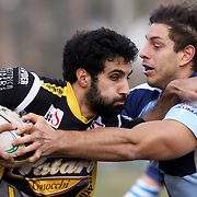 20170128 Rugby, Eccellenza : Lazio vs Calvisano