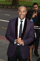 Colin Jackson, The Asian Awards, Grosvenor House Hotel, London UK, 17 April 2015, Photo by Richard Goldschmidt