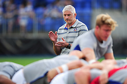 Bath Director of Rugby Todd Blackadder looks on during the pre-match warm-up - Mandatory byline: Patrick Khachfe/JMP - 07966 386802 - 26/08/2016 - RUGBY UNION - Donnybrook Stadium - Dublin, Republic of Ireland - Leinster Rugby v Bath Rugby - Pre-season friendly.