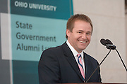 1823624th Annual Ohio University State Government Alumni Luncheon May 15, 2007...Winner State Government Alumni Award:..John Haseley '87, Chief of Staff for Governor Strickland