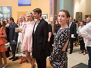 TAMSIN EGERTON, JOSH HARTNETT, Royal Academy of Arts Summer Party. Burlington House, Piccadilly. London. 7June 2017