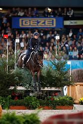 Simoncini Francesca, ITA, Versatels Walter von der Vogel<br /> Mercedes German Masters - Stuttgart 2016<br /> © Hippo Foto - Stefan Lafrentz<br /> 16/11/16