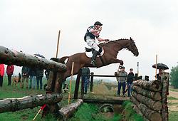 Desmedt August - Janus<br /> Nationaal kampioenschap LRV - Minderhout 2001<br /> Photo © Dirk Caremans