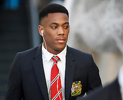 Anthony Martial of Manchester United before the match  - Mandatory byline: Jack Phillips/JMP - 07966386802 - 31/10/2015 - SPORT - FOOTBALL - London - Selhurst Park Stadium - Crystal Palace v Manchester United - Barclays Premier League