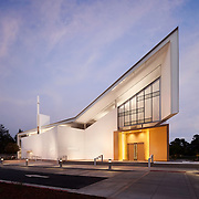 Religious Infrastructure- Architectural Photography Example of Chip Allen's work.