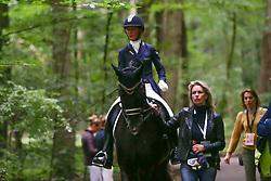 Verliefden Fanny, BEL, Indoctro <br /> CDI3* Grand Prix Special - CHIO Rotterdam 2017<br /> © Hippo Foto - Sharon Vandeput<br /> 24/06/17