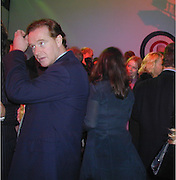 """James Hewitt. Movie called """" Tabloid TV """" charity party in aid of  The Rainforest Foundation. Brick lane. London  25 January 2001. © Copyright Photograph by Dafydd Jones 66 Stockwell Park Rd. London SW9 0DA Tel 020 7733 0108 www.dafjones.com"""