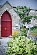 Holy Cross Church in Valle Crucis, NC.