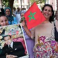 Comunità marocchina  contro il trasferimento del consolato