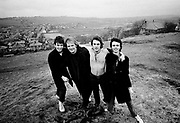 The Stiffs Blackburn photosession 1979